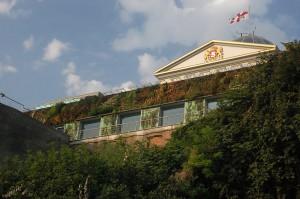 Vertikální zahrada Tbilisi