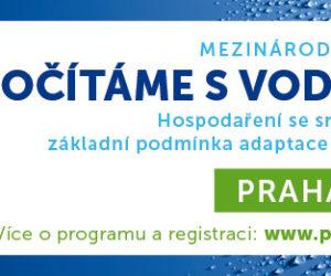 Konference Počítáme s vodou 2017