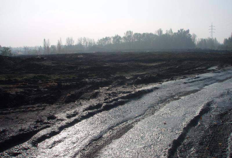 Následky povodní v Ostravě