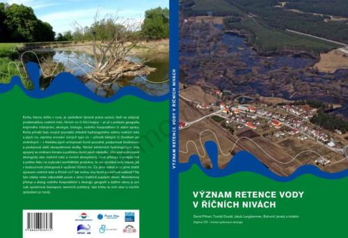 Obálka knihy Význam retence vody v říčních nivách