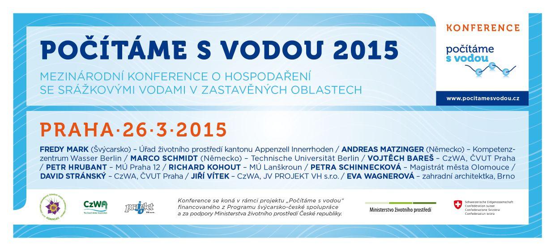 Pozvánka na konferenci PSV 2015