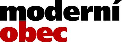 Moderní obec logo