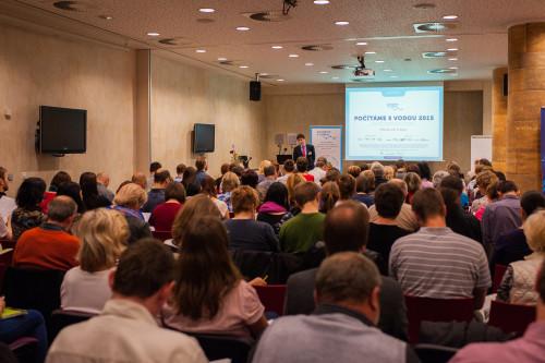 Konference Počítáme s vodou 2015