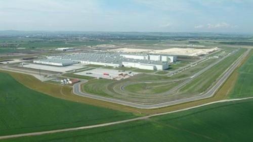 Ilustrační obrázek. Průmyslové zóna Kolín-Ovčáry s celkovou užitnou plochou více než 370 ha.  Zdroj: http://www.czechinvest.org/prumyslova-zona-kolin-ovcary