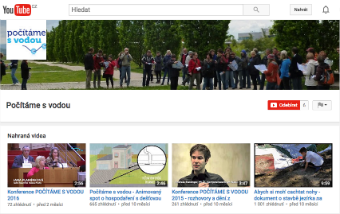 Youtube profil screenshot